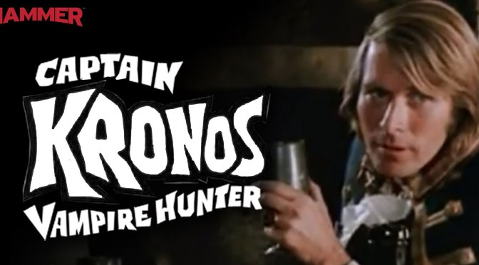 Titan and Hammer Join Forces for 'Captain Kronos'!