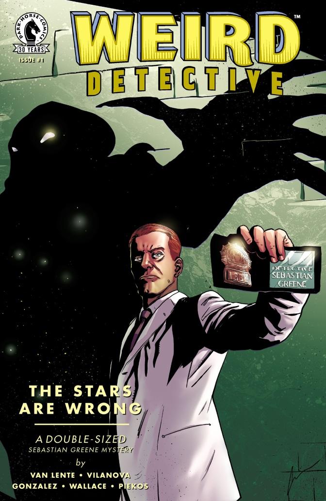 'Weird Detective #1' Review