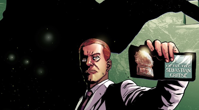 'Weird Detective #1' Review
