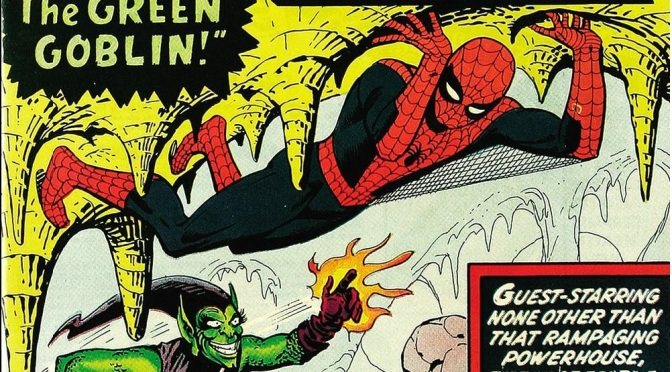 1st Appearances: The Green Goblin in Amazing Spider-Man #14