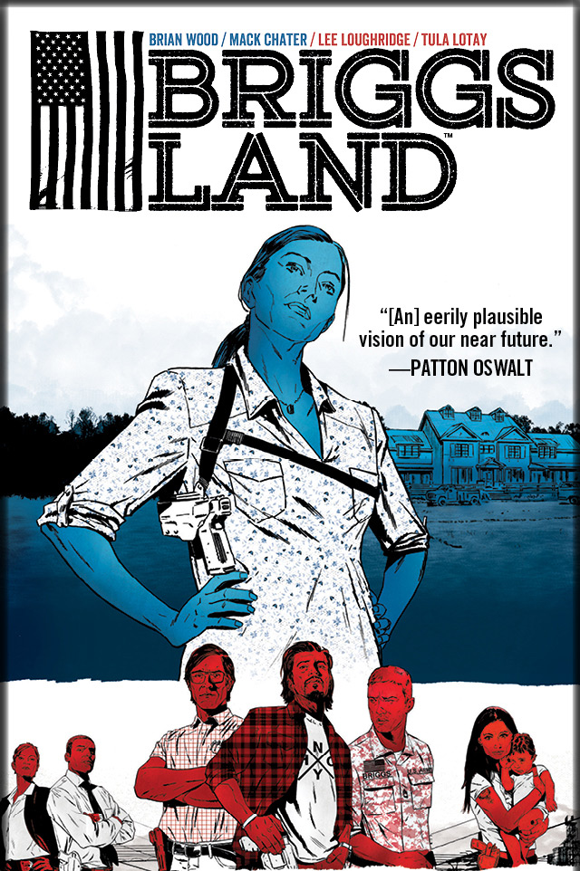 Get 'Briggs Land: State of Grace' Now!