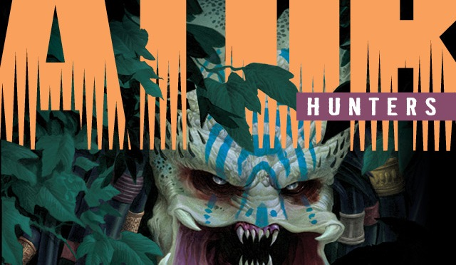 Get Your Mitts on Dark Horse's Predator: Hunters #1 Right Now!