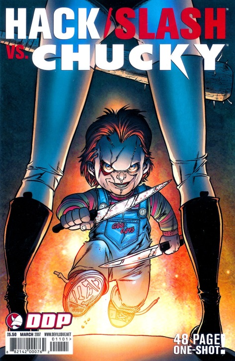 Hack/Slash vs Chucky