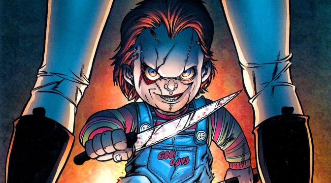 Hack/Slash vs. Chucky is Bloody Insane (Review)