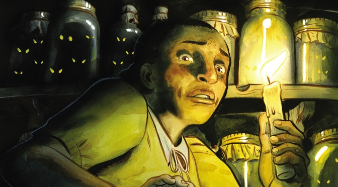 'Harrow County #10' Review