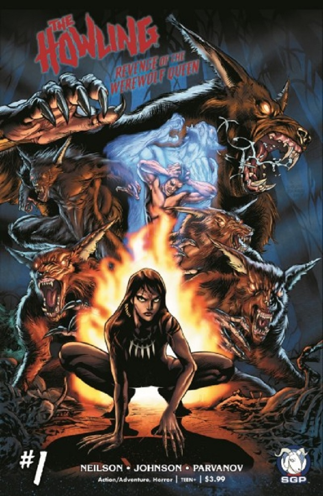 The Howling: Revenge of the Werewolf Queen (Review)