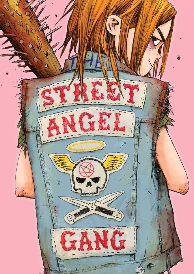 Prepare for a Brand New Tale from 'The Street Angel Gang'!