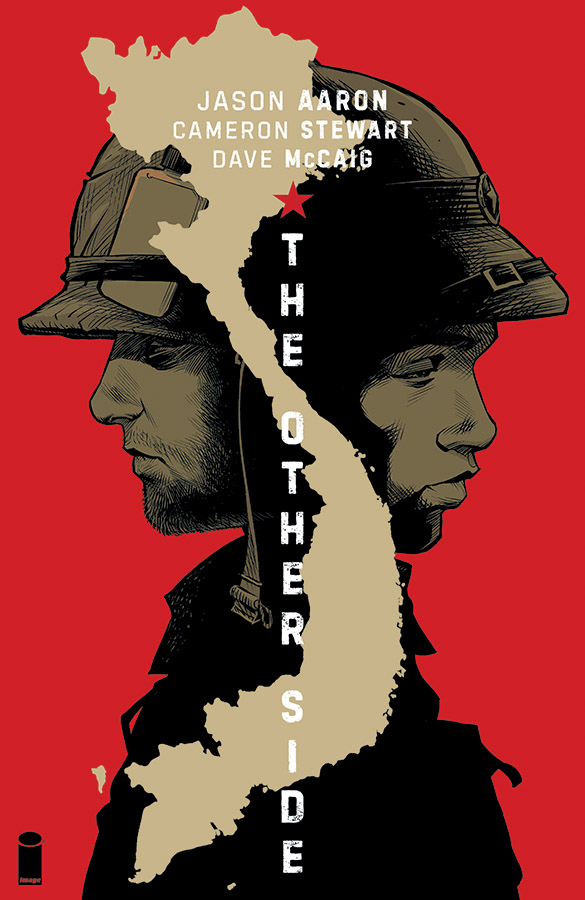 The Eisner-Nominated 'The Other Side' Gets a Gorgeous Hard Cover Release