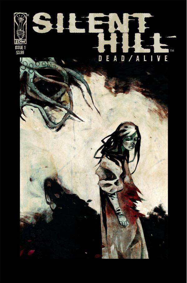 Silent Hill Dead Alive 1 Cover