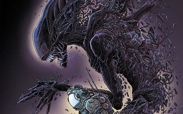 Aliens: Dead Orbit #1 Review