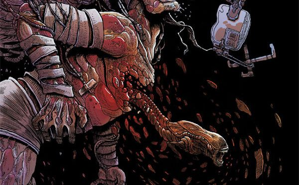 Aliens: Dead Orbit #2 Review