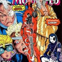 1st Appearance of Deadpool in New Mutants #98