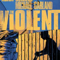 The Violent: Blood Like Tar #1 Review