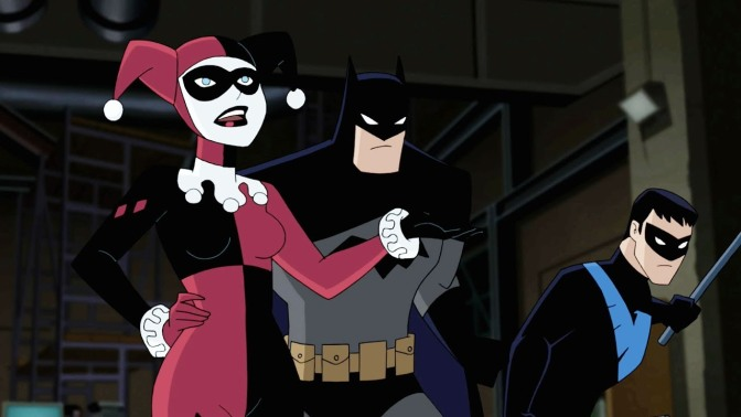 7 Crude and Sexual Moments in Batman and Harley Quinn